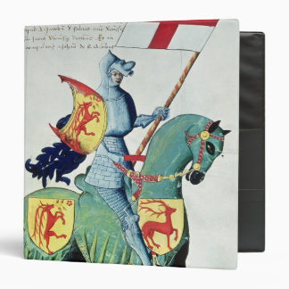 A Knight Carrying the Arms of Verona Binder