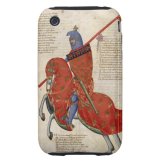 A Knight from Prato Case Tough iPhone 3 Case