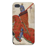 A Knight from Prato Speck Case Cover For iPhone 4