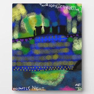 A Knightly Night.jpg Plaques