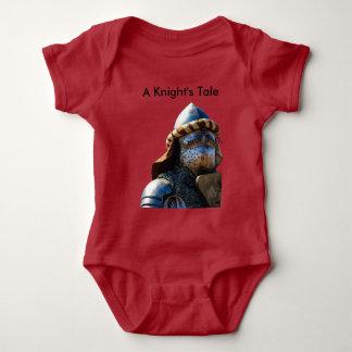 A Knight's Tale Baby Bodysuit