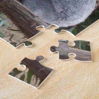 A Koala Jigsaw Puzzle