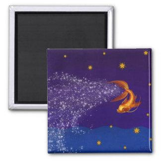 A Koi Among the Stars - magnet