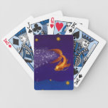 A Koi Among the Stars - Playering Cards Bicycle Card Deck
