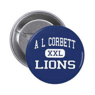A L Corbett Lions Middle Wagener Button