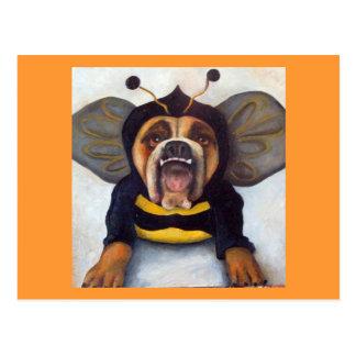 a la abeja o no a la abeja postal