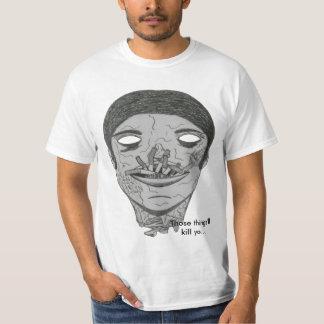A la camiseta de las cenizas playera