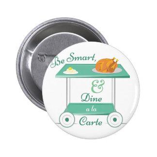 A La Carte Button