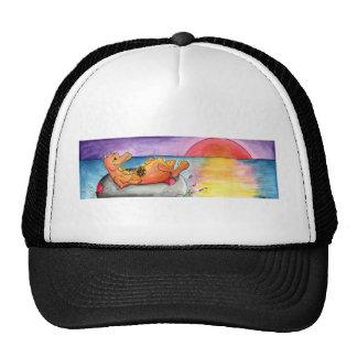 A la deriva gorras