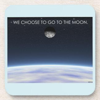 A la luna posavaso