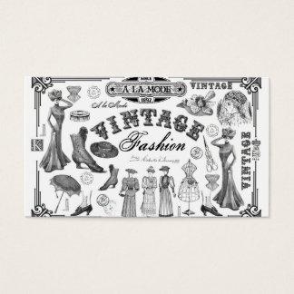 A la Mode Business Card