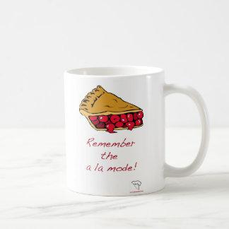 A la mode Mug