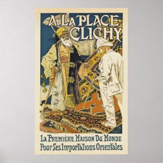 A La Place Clichy poster