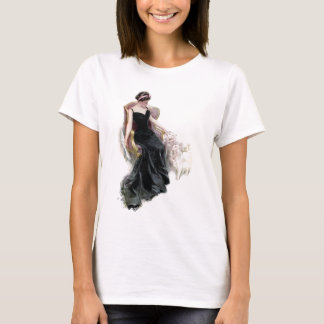 A Lady and Her Cats T-Shirt