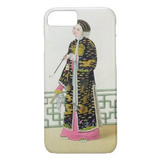 A Lady of Distinction in her Habit of Ceremony, pl iPhone 8/7 Case