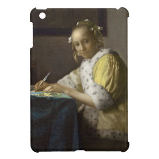 A Lady Writing, c. 1665 (oil on canvas) Case For The iPad Mini