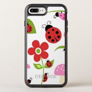 A Ladybug Garden OtterBox Symmetry iPhone 8 Plus/7 Plus Case