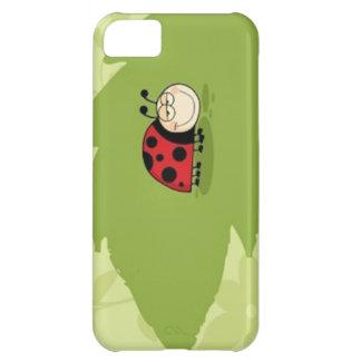 A Ladybug iPhone 5C Cover