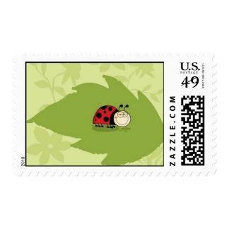 A Ladybug Postage