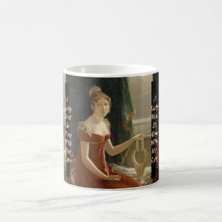 A Lady's Best Friend Is Her Lyre....... Coffee Mug
