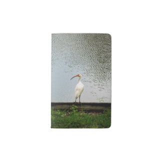 A Lakeside Chat MOLESKINE® Notebook Cover