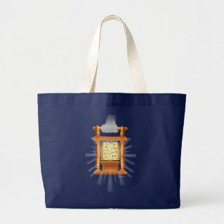 A Lamp Unto My Feet Canvas Bag