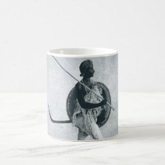 A lancer of Tigre Coffee Mug