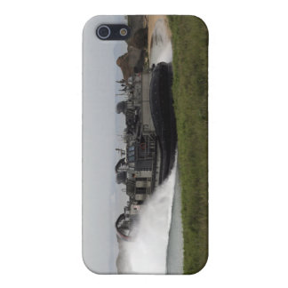 A landing craft air cushion comes ashore iPhone 5 covers