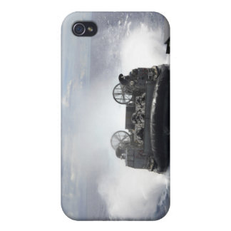A landing craft air cushion iPhone 4/4S cases