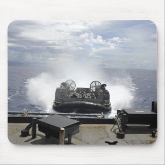 A landing craft air cushion mouse pad