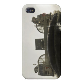 A landing craft air cushion prepares to enter iPhone 4 cases