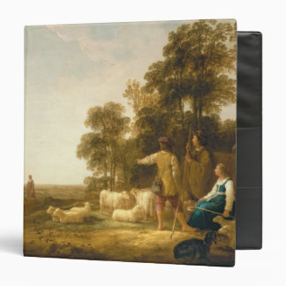 A Landscape with Shepherds and Shepherdesses Binder