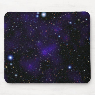 A large collection of galaxies mouse pad