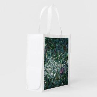 A Lark in a Meadow Grocery Bag