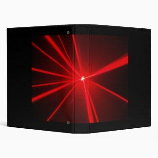 A Laser Show Binder