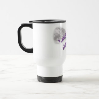 A Latte and a Prayer 15 Oz Stainless Steel Travel Mug