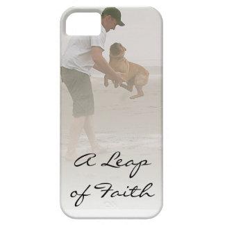 A leap of faith iPhone SE/5/5s case