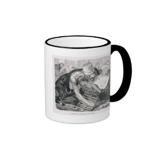 A Learned Man Absorbed in the Koran Coffee Mugs