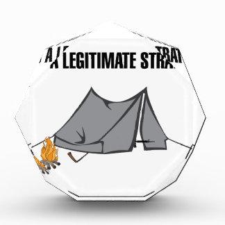 A Legitimate Strategy Award