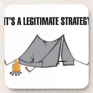 A Legitimate Strategy Coaster