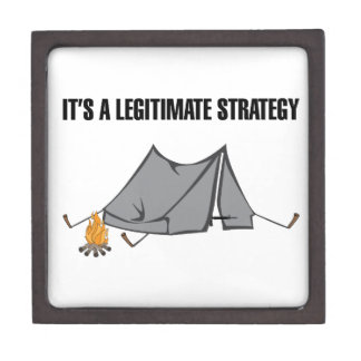 A Legitimate Strategy Gift Box