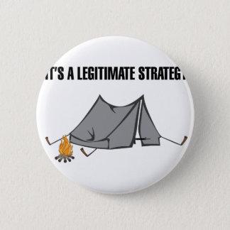 A Legitimate Strategy Pinback Button