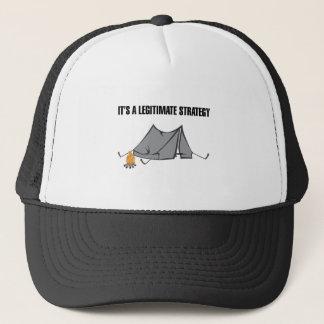 A Legitimate Strategy Trucker Hat
