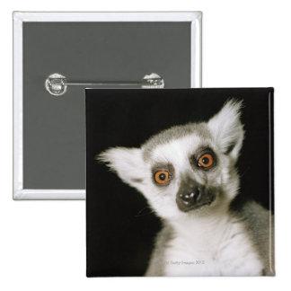 A lemur. button