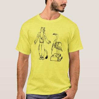 A Leopard Changes his Spots T-Shirt