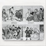 A Lesson for Spendthrifts by Dr. Johnson, 1794 Mouse Pad