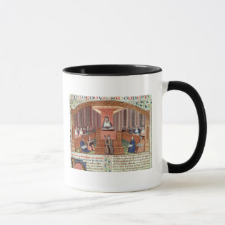 A Lesson in Theology at the Sorbonne Mug