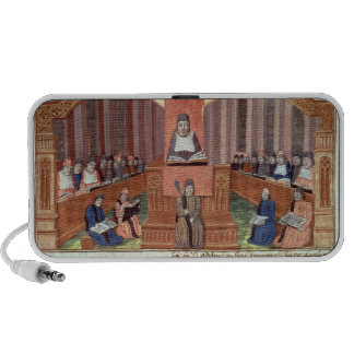 A Lesson in Theology at the Sorbonne iPhone Speaker