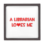 A Librarian Loves Me Premium Gift Boxes