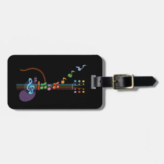 A Life Of Its Own II Luggage Tag